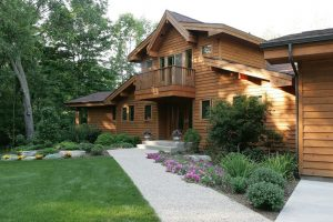 Traditional home styles
